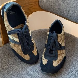 Coach Kelson Signature Sneakers